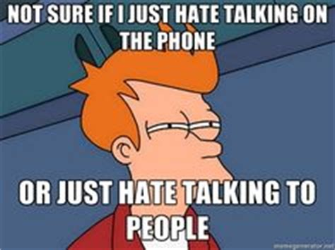 Talking On The Phone Meme - futurama memes and confusion on pinterest
