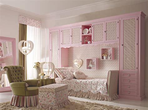 armadi romantici la cameretta romantica di gusto classico cose di casa