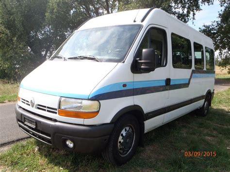 renault master minibus renault master minibus 2 5 dci za 197 000 00 kč autobaz 225 r eu