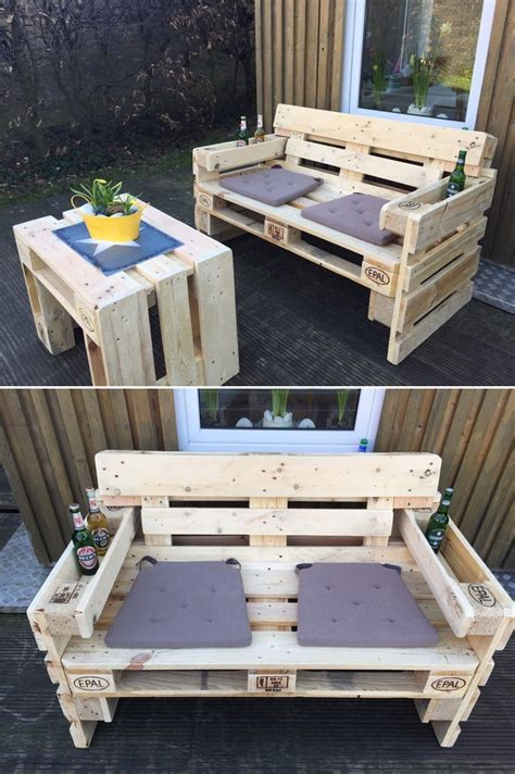 the ultimate pallet outdoor furniture home design