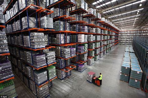 the biggest and best warehouses in the world