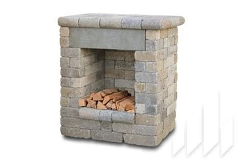 general shale fireplace kit kit products