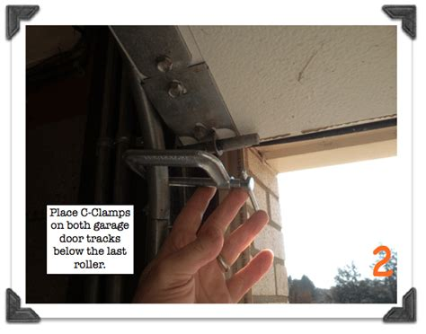How To Replace Garage Door Rollers by Replace Garage Door Rollers For Less Than 8