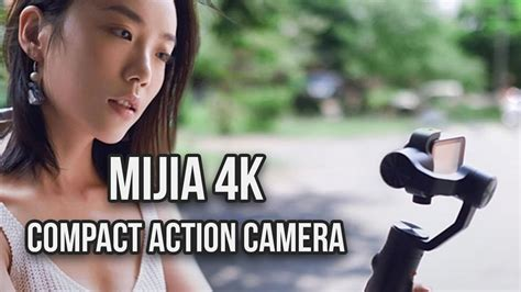 Mijia 4k mijia 4k compact with 6 axis stabilisation