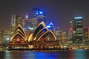 where to see lights in sydney sydney australia lights city lights dusk till