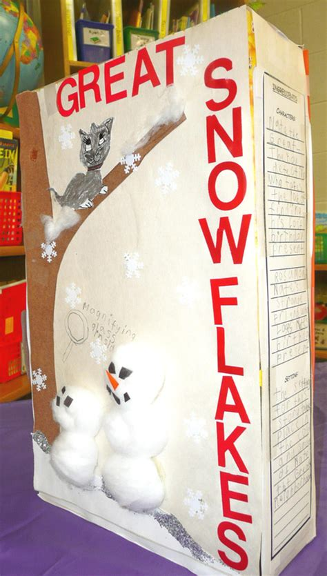 Language Arts Book Report Project by Home Mrsheraldlanguagearts Weebly