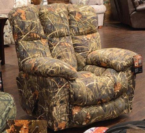camo loveseat recliner camo reclining sofas sofa ideas