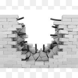 Decorative Wall Clock Broken Wall Png Images Vectors And Psd Files Free