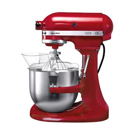 Daftar Mixer Kitchenaid jual kitchenaid 5kpm5er heavy duty stand mixer empire
