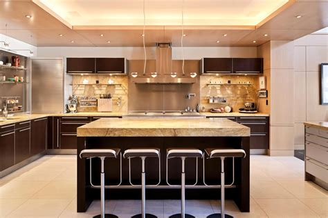 Modern And Luxury Kitchen #6142   House Decoration Ideas