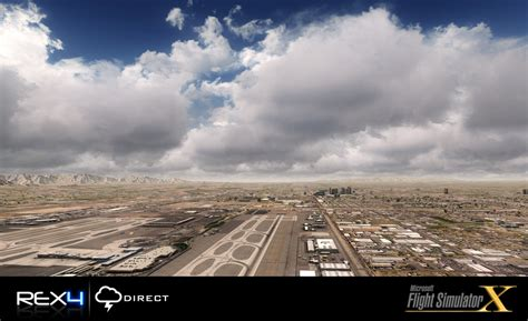 fsx and p3d v1 x software and hardware guide kostas rex4 texture direct hd released for fsx p3d following