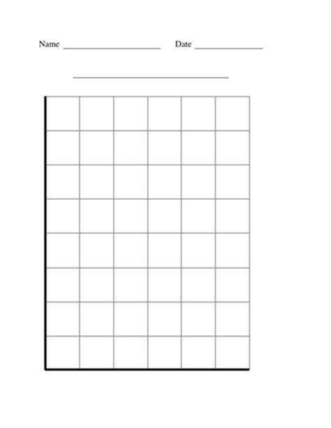 blank block graph worksheet by lawood0 uk teaching