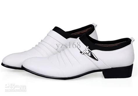 dress shoes groom wedding shoes pu leather