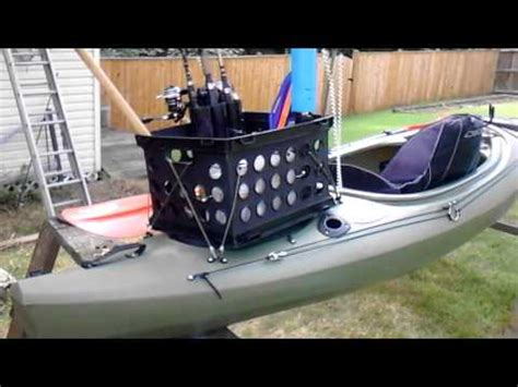 future trophy 126 kayak seat upgrade future trophy 126 review how to make do everything