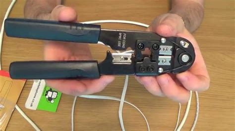 Tool Tang Crimper how to use a rj45 crimp tool crimping tool for cat5