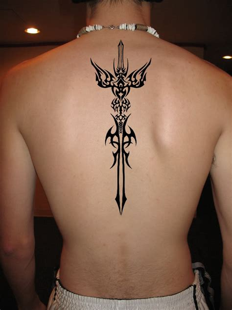 celtic sword tattoos