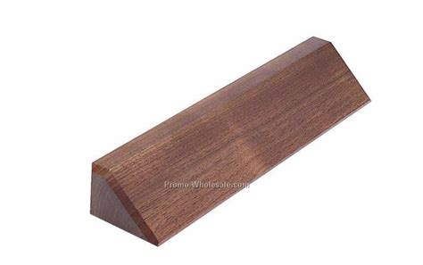 wooden name plates for desk 12 quot starfire reading nameplate wholesale china