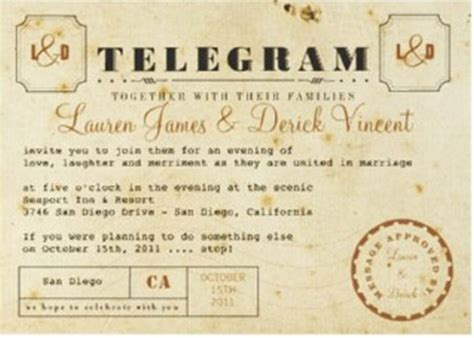 Ideas For Invitations - invitation ideas by a professional planner