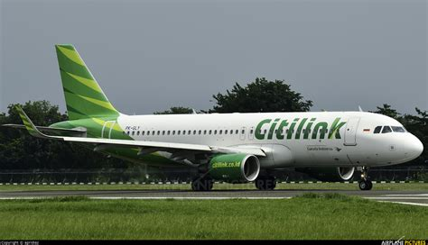 citilink flight pk gly citilink airbus a320 at in flight indonesia