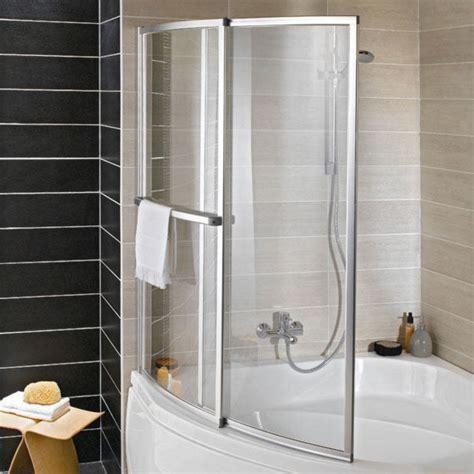 baignoire a porte lapeyre ecran de baignoire courbe ola salle de bains