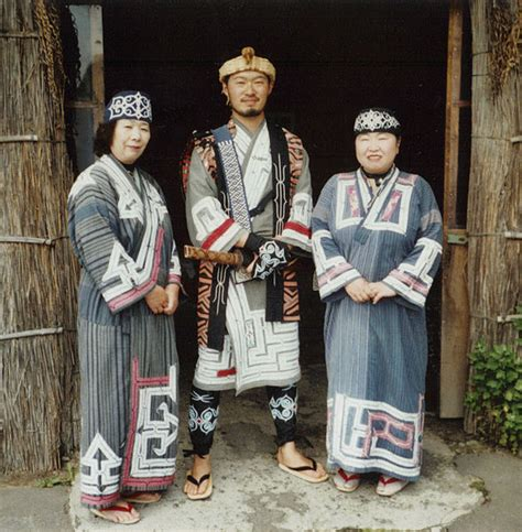 Ainu Japan indigenous peoples