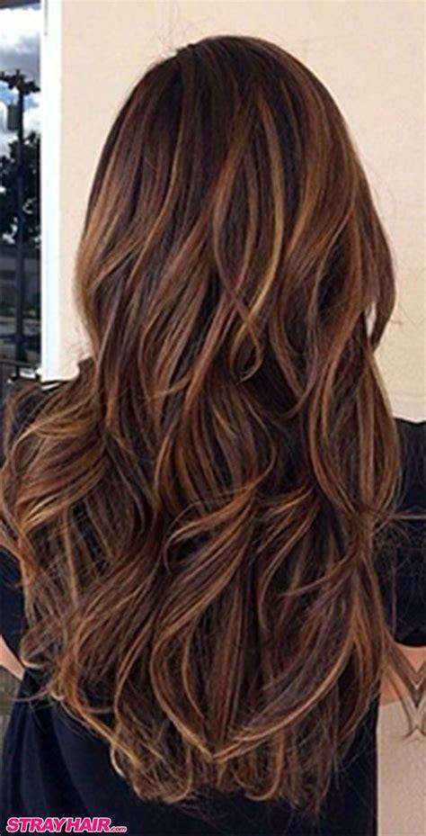 caramel hair color with highlights best 25 chocolate caramel hair ideas on