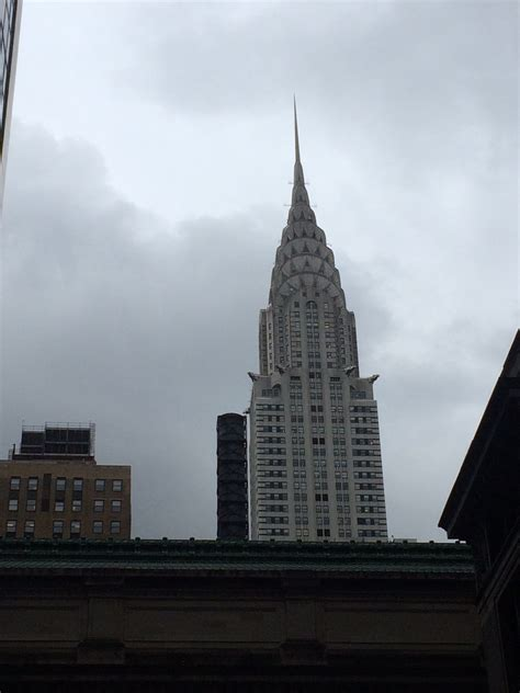When Was The Chrysler Building Built by My City My Deco At Its Best Chrysler Building
