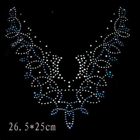 design a rhinestone shirt free crystal hot fix rhinestone pattern design stone