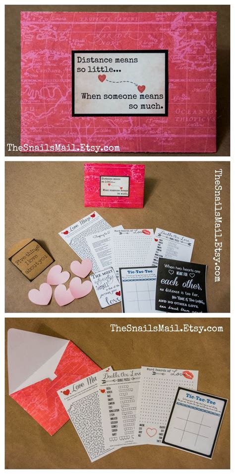 Gift Letter Relationship the 25 best distance letters ideas on