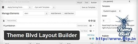 layout builder widget wordpress 15 best wordpress drag drop page builder plugin 2015