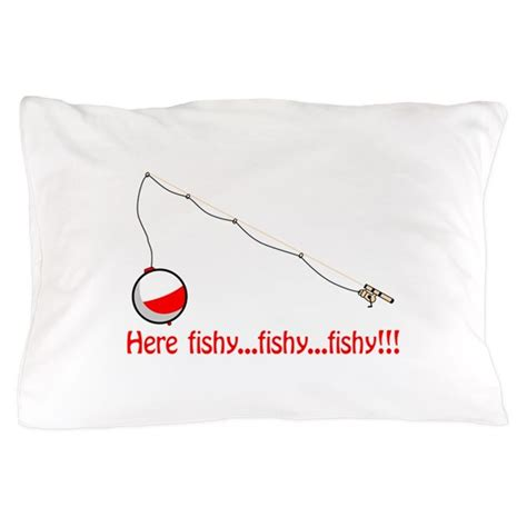 here fishy here fishy pillow by grandslamdesigns07