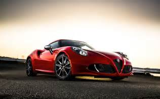 Alfa Romeo Wallpapers Alfa Romeo 4c Wallpaper
