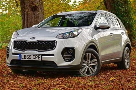 Eco On Kia Kia Sportage 1 7 Crdi Isg 2 5d Road Test Parkers