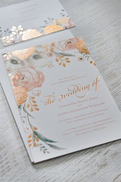 Unique Photo Wedding Invitations by Trending Unique Wedding Ideas From Invitations By