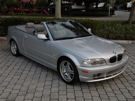 2003 bmw 330ci for sale 2003 bmw 330ci convertible fort myers florida for sale in
