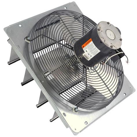 vent exhaust fan to attic dayton da 7f67 attic exhaust fan durable steel
