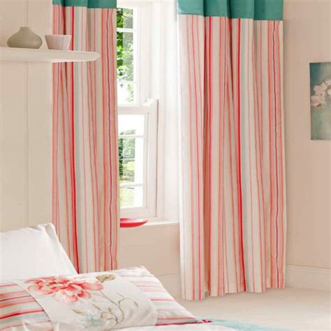 pink striped curtains pink and white striped curtains furniture ideas