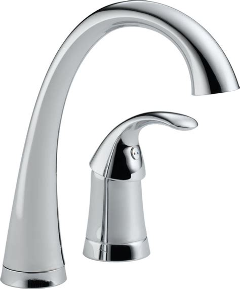 delta kitchen faucet warranty faucet 1980 dst in chrome by delta