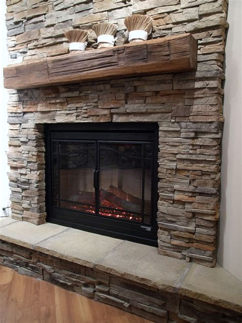 tile top makeover best 20 stone fireplace makeover ideas on pinterest