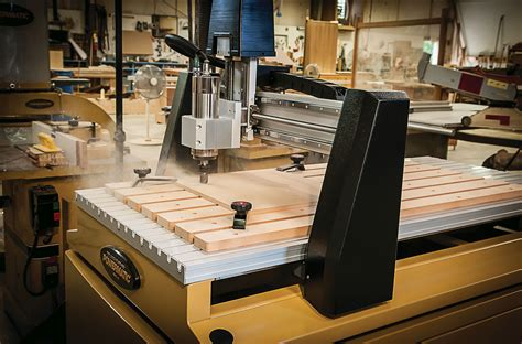 woodworking cnc 2 new mid size cnc woodworking routers from powermatic