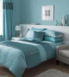 Duck Egg Bedding Sets King Size Stunning Duck Egg Blue Duvet Set With Matching Curtains