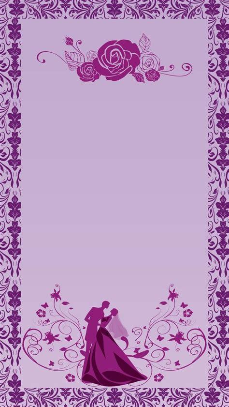 wedding invitation vector background material wedding