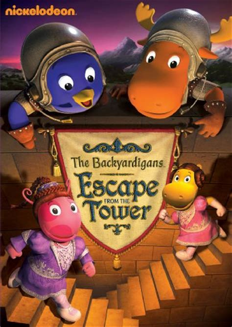 Backyardigans Escape From The Tower The Backyardigans Escape From The Tower 2010 Dvdrip Xvid