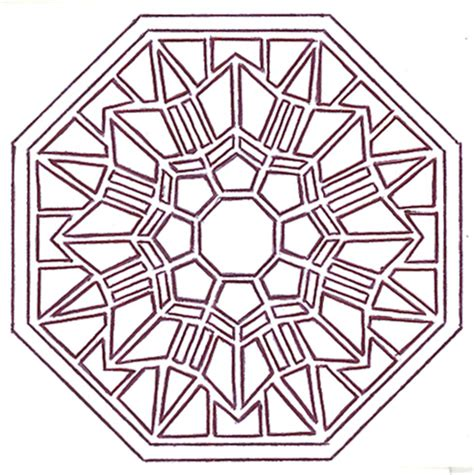 turtle pattern drawing turtle shell pattern drawing