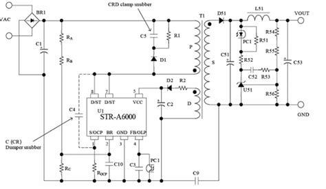 Gacun Str Atau Gacun 5 Kabel marsonotv memahami cara kerja power suply serie str a60xx