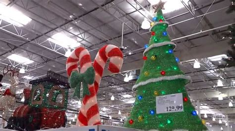 Costco Decorations by Costco 2013 Light Displays