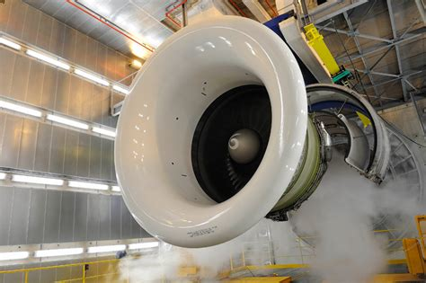 engine bench test air france industries klm engineering maintenance aircraft engine maintenance