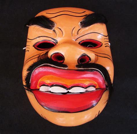 Masker Topeng balinese mask thailand bali burma
