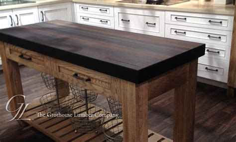 Wenge Countertop by Wood Countertop Butcher Block Countertop Photos By Grothouse