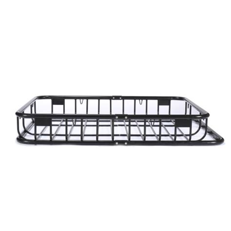 Universal Cargo Rack by Universal Roof Rack Cargo Auto Top Luggage Carrier Basket 507